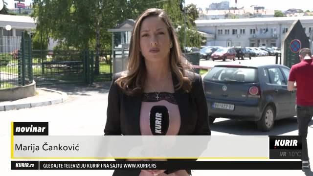 KURIR TELEVIZIJA ISPRED SBPOKA: Saslušan bivši potpredsednik Fudbalskog kluba Partizan Vladimir Vuletić
