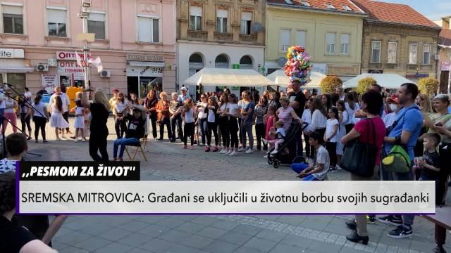 Građani Sremske Mitrovice pokazali humanost