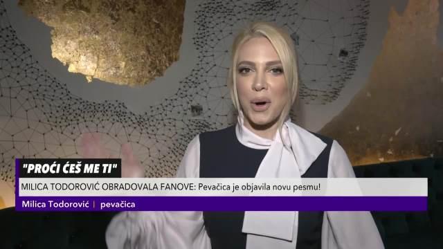 MILICA TEŠKU BALADU OBJAVILA NA ROĐENDAN PETRA STRUGARA: Pevačica otkrila ima li to veze sa BIVŠIM i objasnila o čemu je pesma!