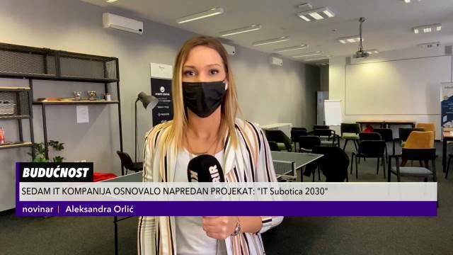 SUBOTICA NOVA SRPSKA SILICIJUMSKA DOLINA