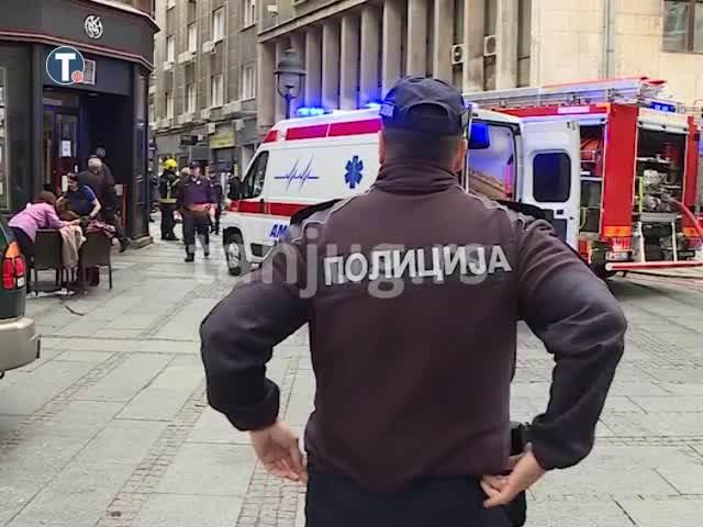 Eksplozija plinske boce, povređeno petoro ljudi
