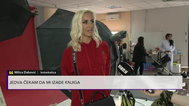 MILICA DABOVIĆ OBJAVLJUJE AUTOBIOGRAFIJU! Košarkašica OPLELA po Marini Maljković i otkrila ISTINU o njihovom odnosu!