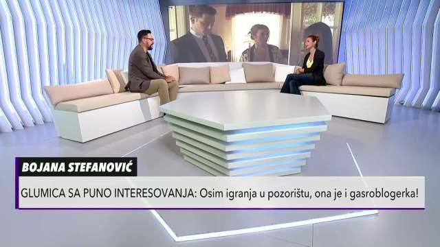BOJANA STEFANOVIĆ, ŽENA SA PUNO INTERESOVANJA: Glumica, gastroblogerka a sad je i VODITELJKA!