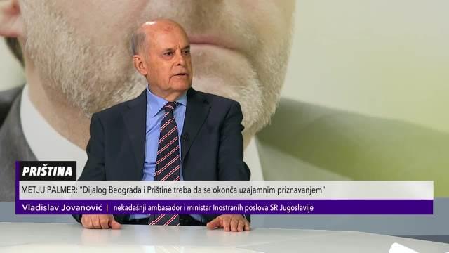 BIVŠI AMBASADOR VLADISLAV JOVANOVIĆ: Dijalog Beograda i Priština postaje licemeran sa albanske strane! Grčka je na mukama