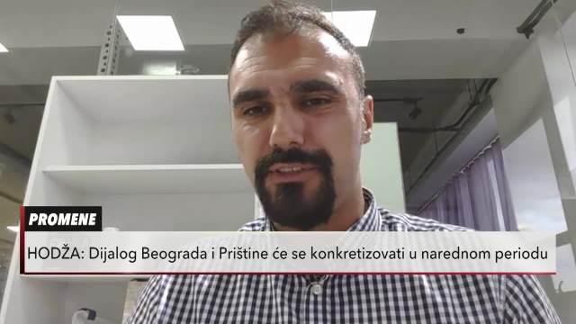 HODŽA U USIJANJU DANA: Dijalog Beograda i Prištine će se konkretizovati u narednom periodu