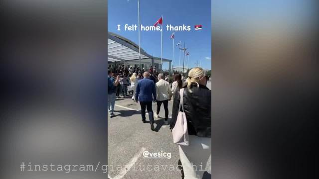 VOLIM TE, BEOGRADE! Đanluka Vaki javno se zahvalio Srbiji posle revakcine, a spomenuo je i NJEGA! (VIDEO)