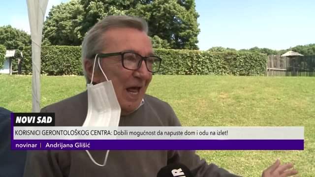 KORISNICI GERONTOLOŠKOG CENTRAU NOVOM SADU: Dobili mogućnost da napuste dom i odu na IZLET!