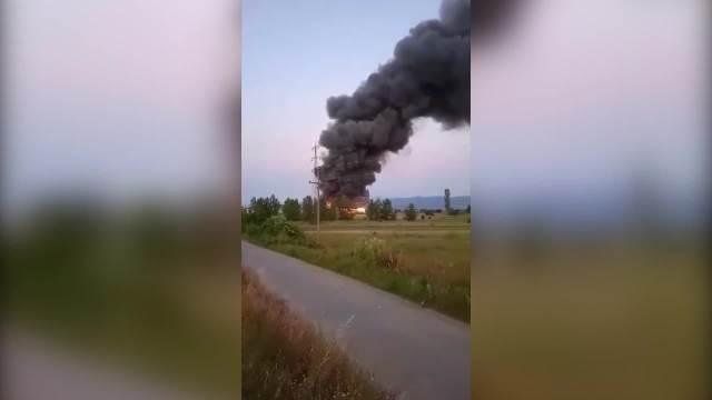 Požar u Nišu