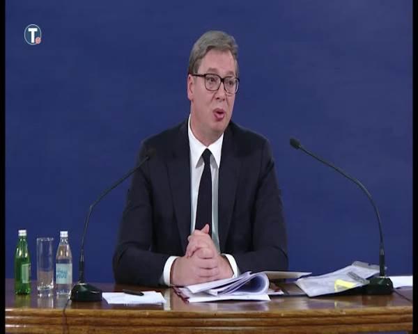 Vučić: Srbija ima značajne rezerve litijuma, u trci smo s vremenom