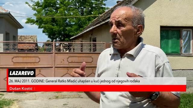 Detalji hapšenja Ratka Mladića