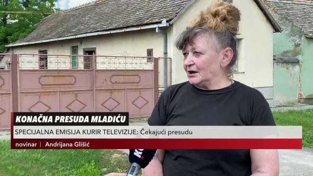 KOMŠIJE IZ LAZAREVA MOLE SE BOGU ZA MLADIĆEVO OSLOBOĐENJE! Kurir televizija na licu mesta: Molimo se Svetom Vasiliju za PRAVDU!