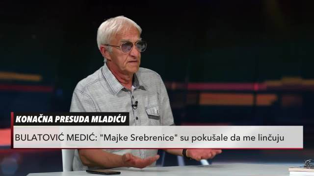 KAPETAN DRAGAN: Oni su promenili definiciju genocida jer im tako odgovara, u Srebrenici nema ubijenih žena ni dece