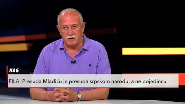 ŠLJIVANČANIN: Zločine nisu pravili samo Srbi, već i Hrvati i Muslimani