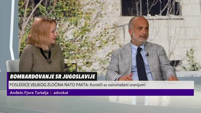 Tartalja: Italijanski vojnici su oboleli od različitih tumora posle misije na KiM