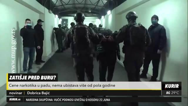 PALA CENA NARKOTIKA: Nakon hapšenja Belivuka nastalo zatišje u podzemlju?