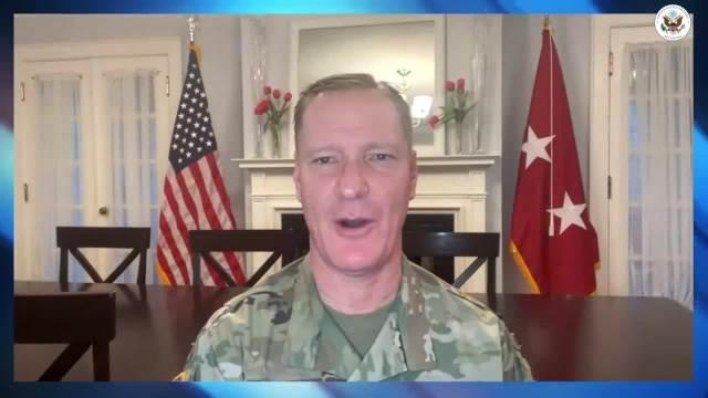 Brigadni general Stiv Stajvers: Balkan je uvek bio bure baruta! Srbija je vojno neutralna i most između istoka i zapada