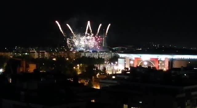 Nole slavi titulu u Beogradu uz vatromet