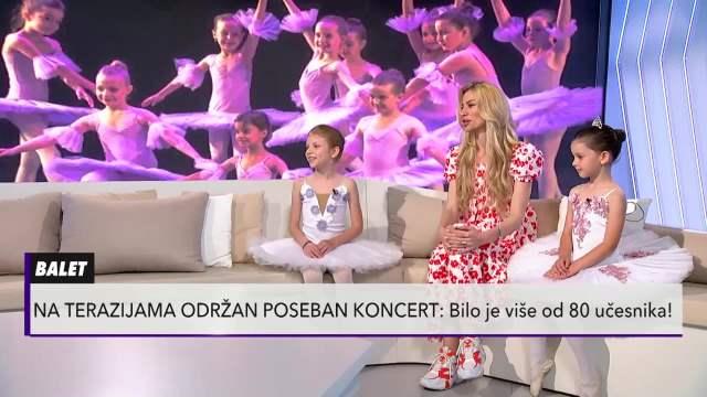 KATARINA GROMILIĆ, BALERINA I KOREOGRAF: Deci balet predstavljamo kroz igru