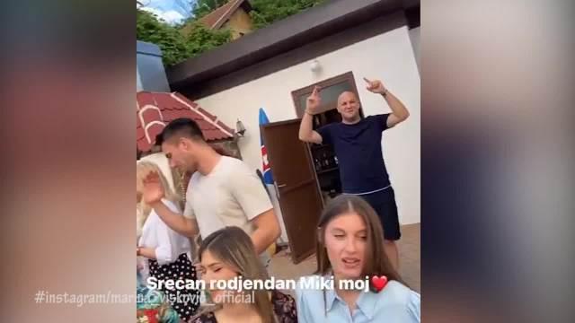 ŠABANOV SIN NAPRAVIO ROĐENDANSKU ŽURKU NA OČEVOJ VIKENDICI: Marina i Dajana pokazale kako je na slavlju u KRČEDINU!