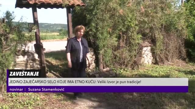 MESTO NA KOME SE DECA UČE TRADICIJI: Kuća Sergeja Kalčića izvorište kulture i tradicije u Velikom Izvoru