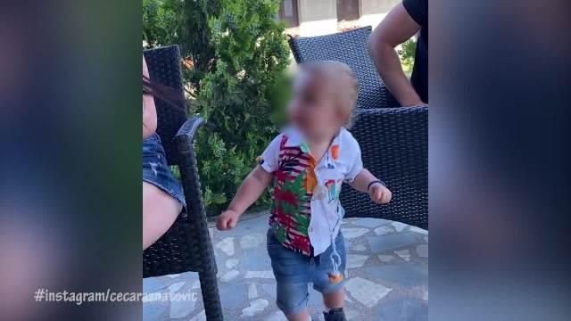 Ceca podelila snimak unuka a svi komentarišu snajku Bogdanu