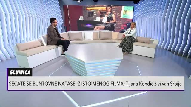 SEĆATE SE BUNTOVNE NATAŠE IZ ISTOVREMENOG FILMA? Evo šta danas radi Tijana Kondić i kako se seća uloge koja joj je promenila ŽIVOT