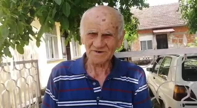 Dragoljub Marković, komšija tragično nastradalog Branka u Surčinu