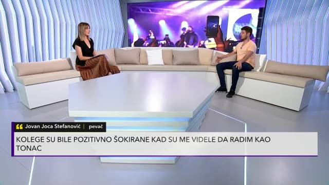 MOJU SADAŠNJU PLATU UZIMAO ZA JEDNO VEČE KAO PEVAČ! Joca Stefanović progovorio o novom poslu i finansijama: Nije lako, ali BORI SE