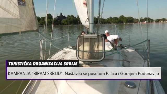 BIRAM SRBIJU! MNOGO UŽIVANJA I AKTIVNOSTI: Turistička organizacija Srbije poziva na Palić i Gornje Podunavlje