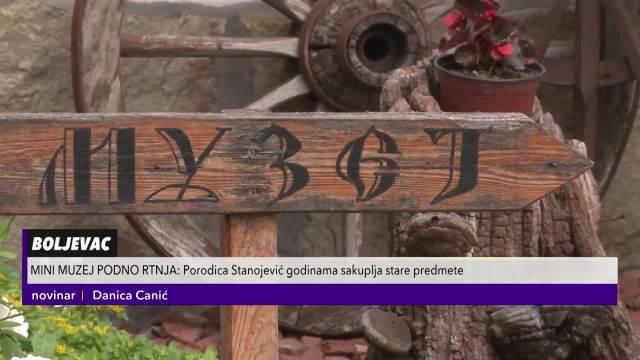 MUZEJ PODNO RTNJA ČUVA JATAGANE STARE PREKO 500 GODINA: Verno svedoči o životu Srba u ovim krajevima, a stranci ga obožavaju!