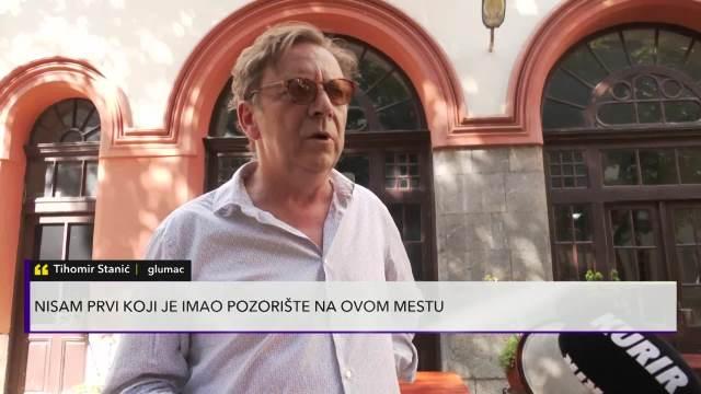 TIKA STANIĆ OTVORIO POZORIŠTE U BEOGRADU: Legendarni glumac progovorio o planovima, evo ko će sve glumiti kod njega!