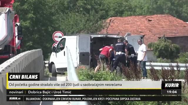 ALARMANTNI PODACI! CRNA STATISTIKA NA PUTEVIMA SRBIJE: Od početka godine stradalo više od 200 ljudi u saobraćajnim nesrećama!