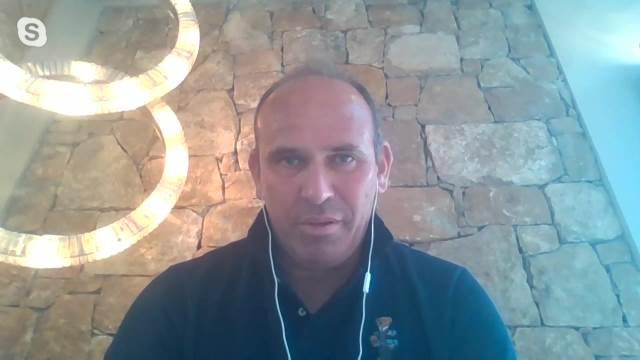 Vuk Brajović, specijalni izveštač sa Vimbldona