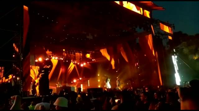 POČEO EGZIT! Senidah oduševila publiku na PETROVARADINSKOJ tvrđavi: Odlična atmosfera na FESTIVALU! (VIDEO)