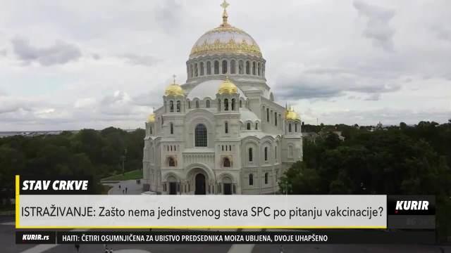 RUSKA CRKVA OSUDILA ONE KOJI NEĆE DA SE VAKCINIŠU: Evo zašto crkveni velikodostojnici u Srbiji ne pozivaju narod na imunizaciju!