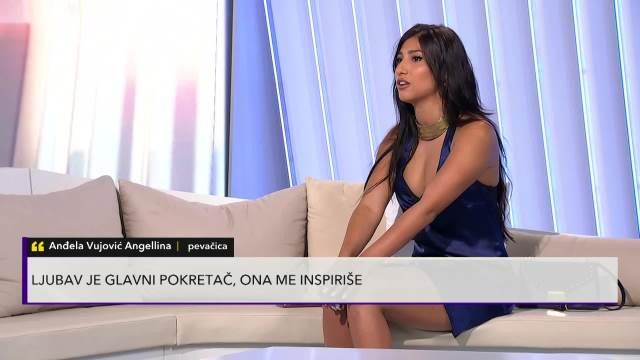 VIŠE NE KRIJE SVOJ LJUBAVNI STATUS! Mlada pevačica Angelina otkrila da je ZALJUBLJENA, a evo šta je rekla o bivšem dečku!