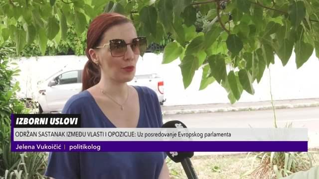 POLITIKOLOG JELENA VUKOIČIĆ O MEĐUSTRANAČKOM DIJALOGU: Opozicija se sama ponižava! Žele da dođu na vlast bez izbora!