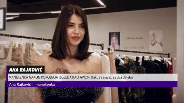 KRATKA HALJINA I VRTOGLAVE ŠTIKLE! Žena srpskog fudbalera kao AVION nakon 2 POROĐAJA! GRMI kako izgleda!