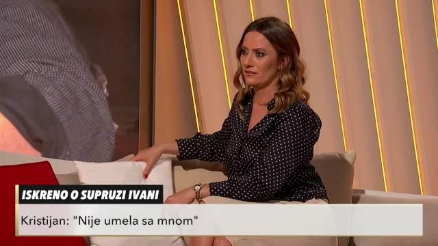 KRISTIJAN GOLUBOVIĆ ŠOKIRAO: Jedna žena je ubila čoveka zbog mene!