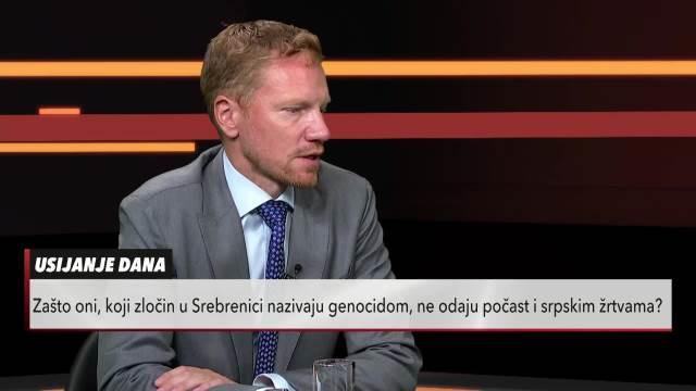 MILAN ANTONIJEVIĆ, ADVOKAT ZA LJUDSKA PRAVA: Mladi ljudi moraju da znaju kakve su bile razmere ratova!