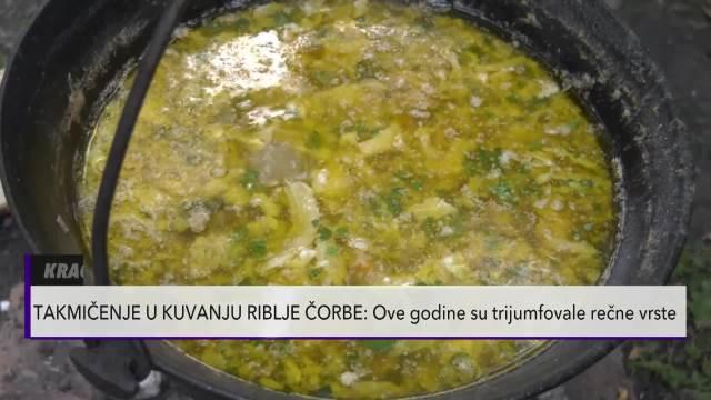 TAJNA SAVRŠENE RIBLJE ČORBE: U Kragujevcu održano 4. takmičenje u spremanju ovog specijaliteta! Trijumfovale rečne ribe!
