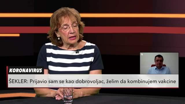 DOKTORKA EMILIJA GVOZDENOVIĆ U USIJANJU DANA: Van pameti je da ljudi biraju koju će vakcinu primiti! Treba se ugledati na Italiju