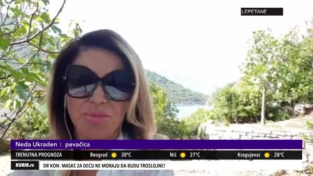 NEDA UKRADEN PROSLAVILA 70. ROĐENDAN: Ne fali mi udvarača, odmah mogu da se udam! (KURIR TV)