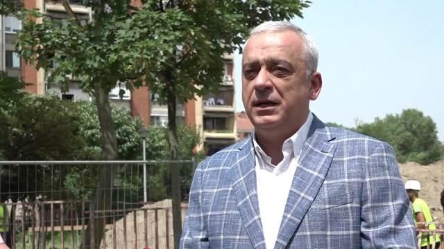 Gradonačelnik Bakić položio kamen temeljac za ambulantu na Prozivci