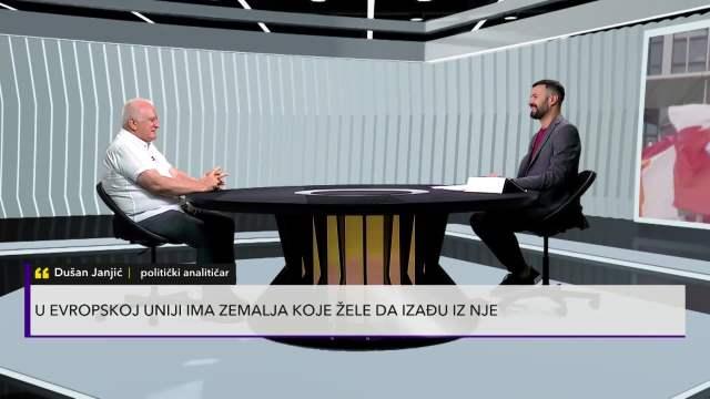 JANJIĆ: Priznavanje navodnog genocida u Srebrenici nije uslov za ulazak Srbije u EU, sigurno nećemo ući u narednih 15 gdina