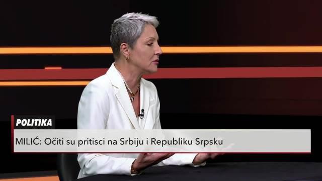 JELENA MILIĆ U USIJANJU DANA: Srpske žrtve se minimiziranju