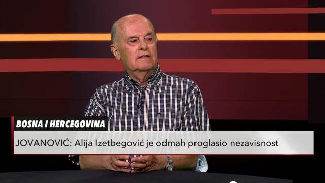 JOVANOVIĆ U USIJANJU DANA: Kod genocida je potrebna namera da se uništi jedan narod! Zapad se igra terminima u političke svrhe!