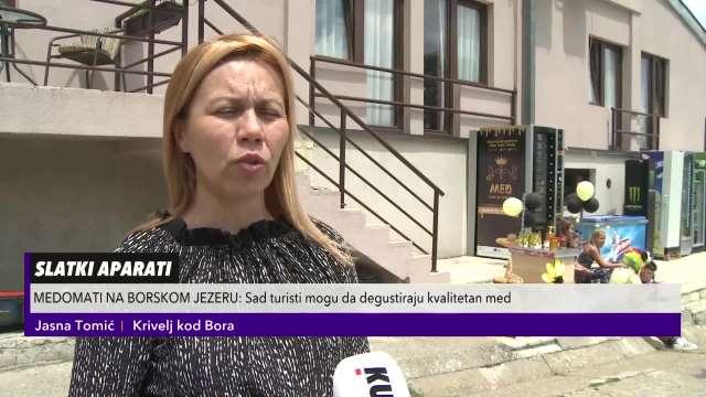 KREATIVNO! MEDOMATI NA BORSKOM JEZERU: Sada turisti mogu da degustiraju kvalitetan med sa RAZNIM UKUSIMA