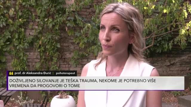 ŽRTVA NIKAD NIJE KRIVA! Psihoterapeut Aleksandra Đurić o zlostavljenima: U patrijarhalnim sredinama žrve se omalovažavaju!