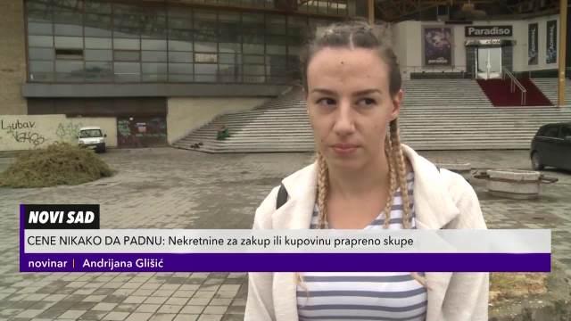 NAJSKUPLJI GRAD ZA ŽIVOT U SRBIJI! Ako ste mislili da je Beograd skup, čekajte dok vidite koja je cena stanova u NOVOM SADU!
